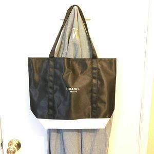 Authentic channel VIP gift tote bag